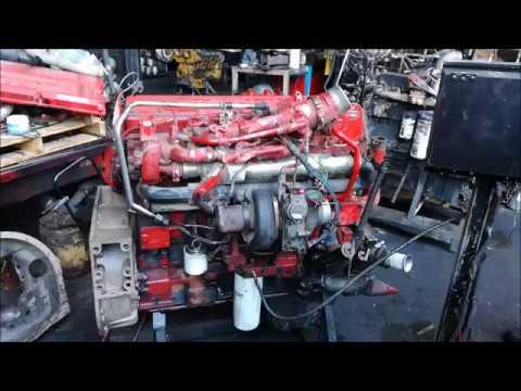 Motor ISM Cummins 410 HP 2008  YouTube