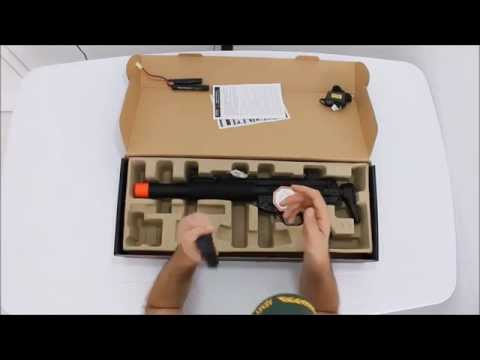 H&K MP5 SD5 Airsoft By Umarex