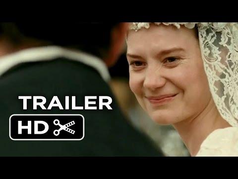Madame Bovary TRAILER 1 (2015) - Mia Wasikowska, Ezra Miller Drama HD