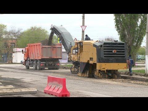 В Краснооктябрьском районе проверили ход дорожного ремонта