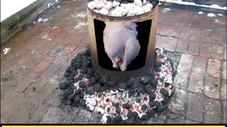 How To Cook A Trash Can Turkey (howtolou.com)