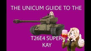The Unicum Blitz to the T26E4 Super Pershing (WoT:Blitz)