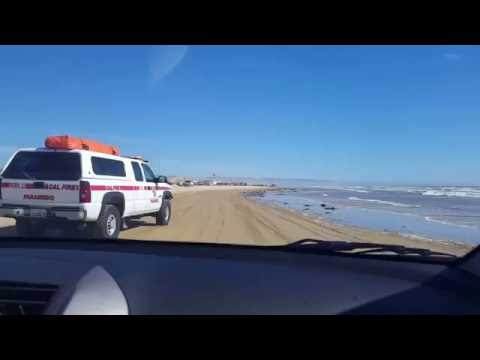 A drive through the Pismo Beach