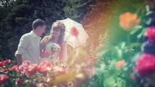 Самый счастливый день. Свадьба Виталика и Карины
