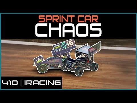 iRacing | 410 Sprint Cars at Eldora Speedway