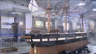 US Recollects Forgotten Russian Circumnavigation