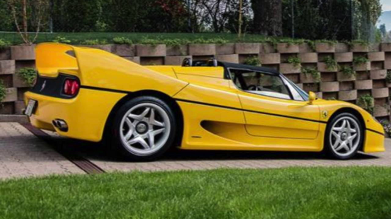 Ferrari F50 & F50 GT for sale Red,Black,Blue,yellow, silver & White