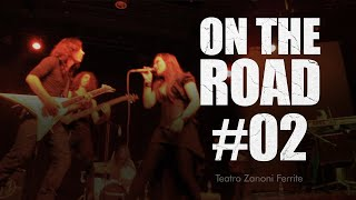 ANFEAR - ON THE ROAD - Teatro Zanoni Ferrite #02