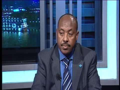 السفير الأثيوبي في القاهرة كاد أن يترك الحديث مع محمود الورواري أعتراضا على مداخلة وزير الري الأسبق