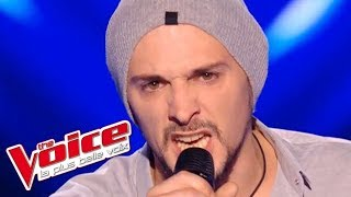 The voice 2016 │ corentin - creep (radiohead) │ blind audition