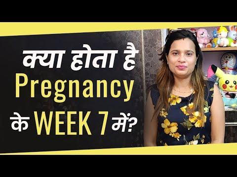 Pregnancy के Week 7 में क्या क्या changes आते हैं   Pregnancy Week 7   Tips by Apoorva