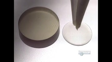 콘택트 렌즈가  만들어지는 과정