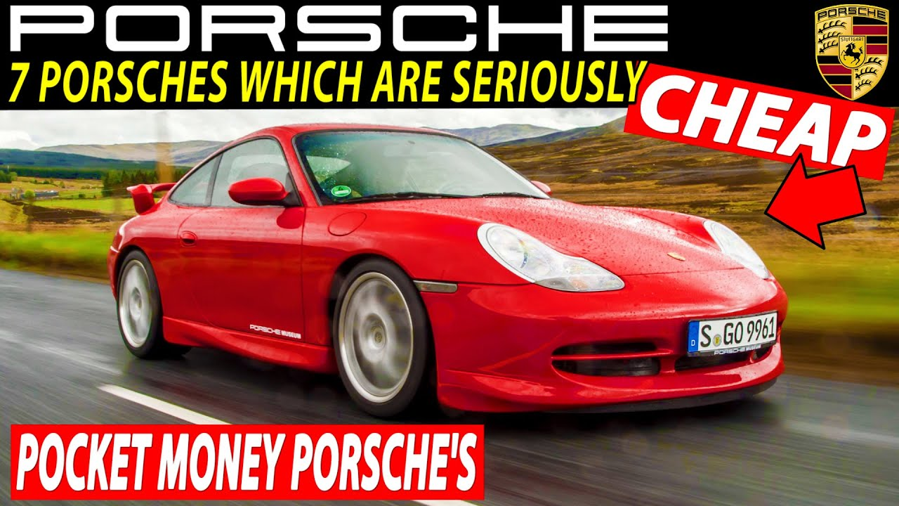 The Cheapest Porsche YOU CAN buy in 2019
