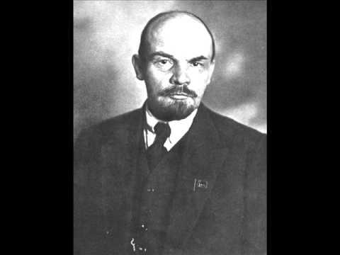 Голос Ленина.