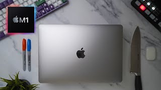 My New Daily Driver - M1 Macbook Pro 2020 Review