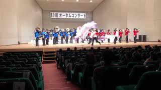 20181111 西城陽中学校吹奏楽部/オータムコンサート