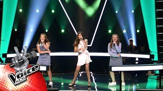 Aja, Maëlle & Amber - 'The Middle' | The Battles | The Voice Kids | VTM
