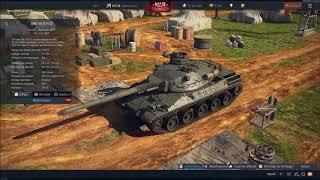 War Thunder Review Chars Français T5-T6