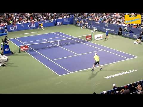 Citi open 2017, highlights  Dominic Thiem vs Kevin Anderson.