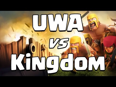 Clash of Clans: Lifesource vs Silver Sharks War Recap UWA vs The Kingdom!