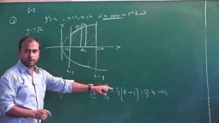NCERT 12 Maths Ex 8.1 Ch Application of Integrals hints & solutions