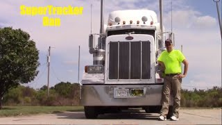 #245 Battle of the Bulge Trying to Eat Healthy  The Life of an Owner Operator Flatbed Truck Driver