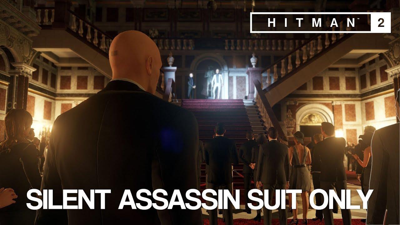 Download HITMAN™ 2 Professional Difficulty - Paris (Silent Assassin Suit Only, Default Loadout)