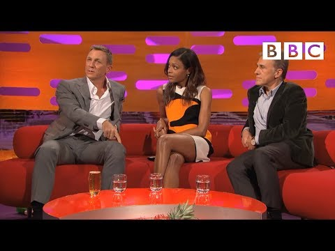 Daniel Craig and Christoph Waltz discuss filming injuries  The Graham Norton : Episode 5  BBC