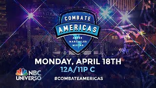 NBC Universo - Combate Americas - VO By Drew Carpenter