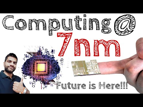 Computing @ 7nm | A BIG Leap by IBM, Future is Live..