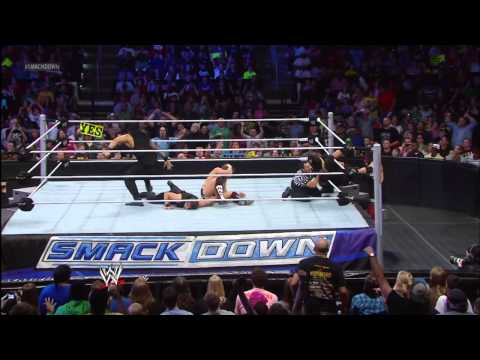 Daniel Bryan vs. Dean Ambrose: SmackDown, May 10, 2013