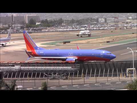 San Diego Airport spotting