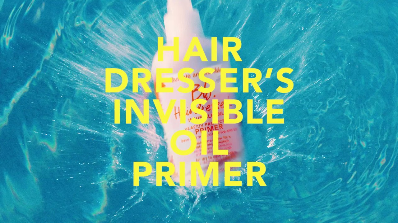 Meet Your Summer Hair Savior | Hairdresser's Invisible Oil | Bumble and bumble.