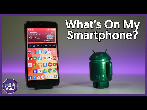 What's on my Smartphone 2016: Season 1 - Android Apps and Android Tricks thumbnail