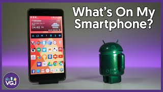 What's on my Smartphone 2016: Season 1 - Android Apps and Android Tips