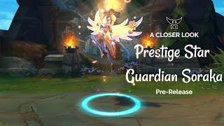 Prestige Star Guardian Soraka (Pre-Release)
