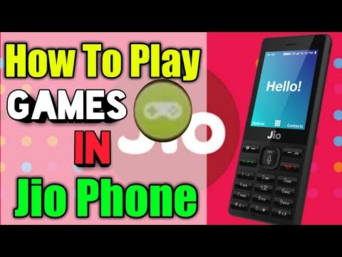 How To Play Games/Jio Games In Jio Phone(1500) |Jio Phone Latest Tricks #6 | By  Hungry Brain