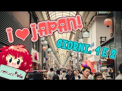 GIAPPONE: 1/Tra Treni e Kyoto! 🚄