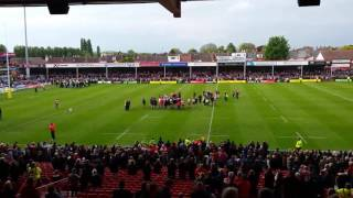 Gloucester Young Player of the Year Presentation