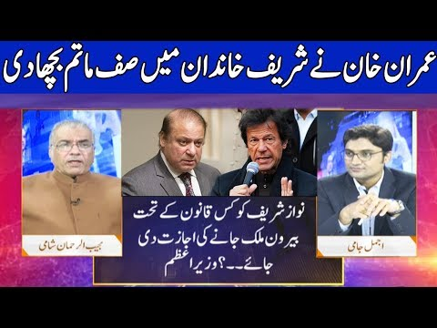 Nuqta e Nazar with Ajmal Jami | 25 March 2019 | Dunya News