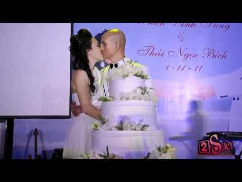 Đám cưới ca sĩ Phan Đinh Tùng