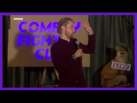 Comedy Fight Club Live: Jakob Svendsen - Revy (Tømmerflåden)