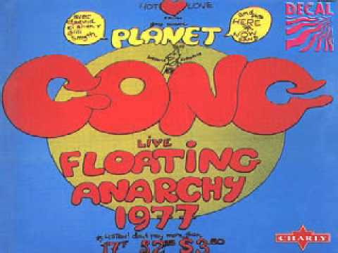 Gong - Floating Anarchy - Allez Ali Baba...