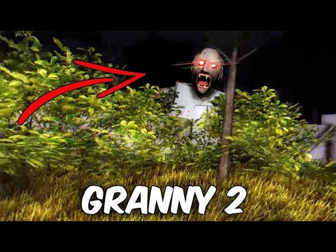 GRANNY 2 Latest Update - DARK MOD | Horror Full Gameplay
