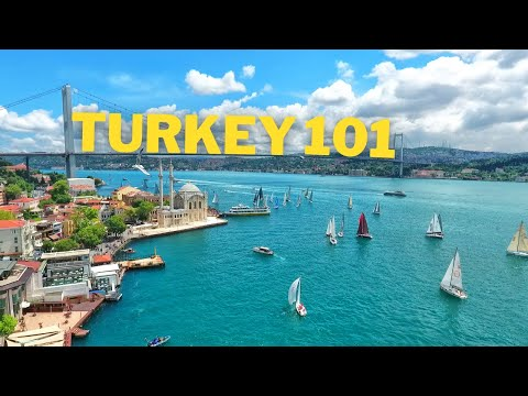 TURKEY in a Nutshell : Everything you need to know!