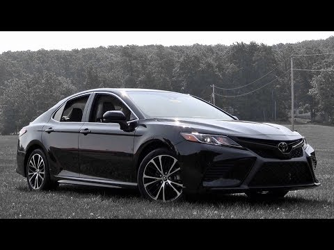 Thumbnail: 2018 Toyota Camry: Review
