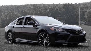 2018 Toyota Camry: Review