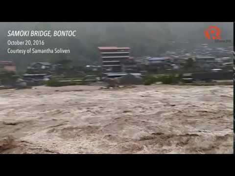 Super Typhoon Lawin: Bontoc, Mountain Province