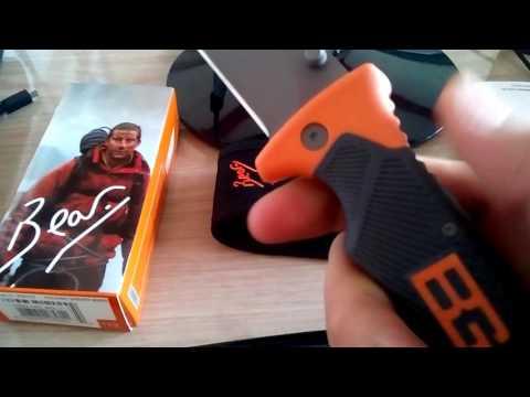 Canivete Gerber Bear Grylls BG1 (Não é arma branca)