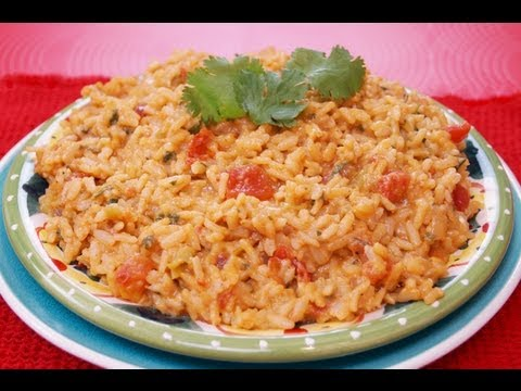 Mexican Rice Recipe: How To Diane Kometa-Dish
